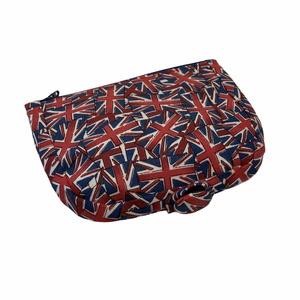 Angol zászló pénztárca, Táska & Tok, Pénztárca & Más tok, Pénztárca, A pénztárcák amiket készítek összehajtva: 12x12cm, kinyitva. 12x19cm méretűek .   A pénztárca külső ..., Meska