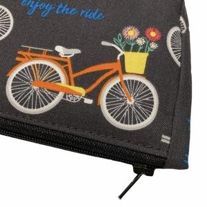 Kerékpár pénztárca, Táska & Tok, Pénztárca & Más tok, Pénztárca, A termék megnevezése: pénztárca.  Zsűrizett termék!    Színei: - sötétkék  - piros Mérete: összehajt..., Meska