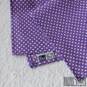 Levendulás textilzsebkendő szett - 3 darabos (Blessyou) - Meska.hu