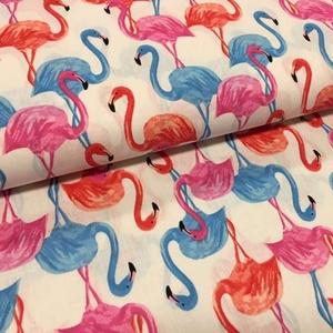 ÚJ! FLAMINGÓS textilzsebkendő szett  - 3 darabos (Blessyou) - Meska.hu