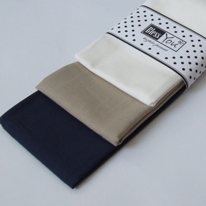 CLASSIC egyszínű puha pamut zsebkendők, Egészségmegőrzés, Szépségápolás, Varrás, Nem használtál eddig textilzsebkendőt? Itt az ideje, hogy haladj a divattal, próbáld ki! \n\nEzt a csu..., Meska