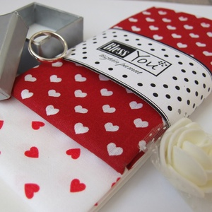 Valentin ajándék szerelmeseknek - eljegyzésre, esküvőre, Táska, Divat & Szépség, Esküvő, NoWaste, Varrás, Hímzés, Lepd meg Kedvesed, Menyasszonyod vagy Feleséged ezzel a személyes, kedves és szívből jövő ajándékka..., Meska