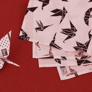 ORIGAMI - daru madaras kiegészítő, ajándék (Blessyou) - Meska.hu