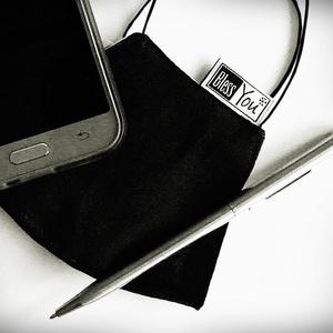 Irodai fekete maszk - mosható - felnőtt méret, Maszk, Arcmaszk, Férfi & Uniszex, Varrás, A mindennapok elengedhetetlen kelléke, úgy tűnik, még jó ideig...\nEzt az egyszínű fekete maszkot ajá..., Meska