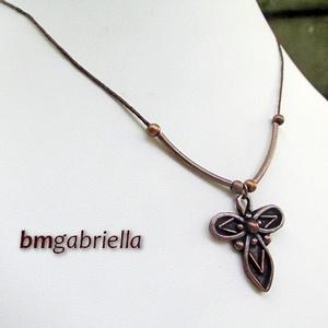 Tarcali medál - egyedi tervezésű kézműves medál - ékszer - nyaklánc - medálos nyaklánc - Meska.hu