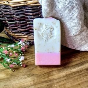 Baby Rose - babarózsa illatú szappan 100g, Szépségápolás, Szappan & Fürdés, Szappan, Szappankészítés, Baby Rose szappan - 100g\nVegán termék\n\nBaby Rose szappanunk igazán romantikus, szerény és nőies. Kel..., Meska