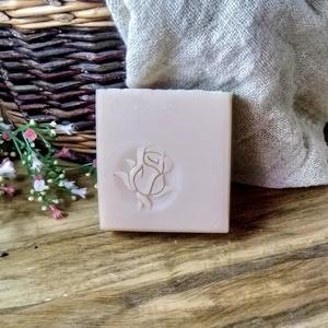 Rózsalugas - geránium illatú szappan 110g, Szépségápolás, Szappan & Fürdés, Szappan, Szappankészítés, Rózsalugas - 110g\nVegán termék\n\nRózsalugas szappanunk igazán romantikus, szerény és nőies megjelenés..., Meska