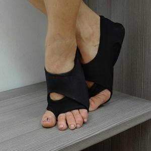 Edzőtyű, Zokni, Cipő & Papucs, Ruha & Divat, Varrás, Tornatermi edzések nélkülözhetetlen öltözéke.\nFunkciója: láb védelme, csúszásmentes talp\nA modell mé..., Meska
