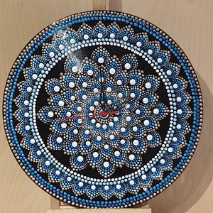 Mandala óra (bobitavarazs) - Meska.hu