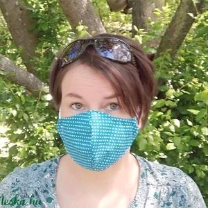 Szűrőbetétes maszk, #145 többféle méretben maszk, női maszk, gyerek maszk, mosható maszk, pamut maszk, maszk, Szűrőbetétes, Maszk, Arcmaszk, Ruha & Divat, Varrás, \nA boltomban lévő összes maszk választható férfi, női/kamasz, vagy gyermek méretben is.\n\nAz általam ..., Meska