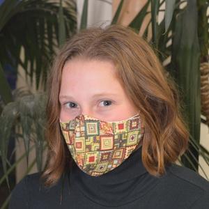 Szűrőbetétes szájmaszk, #158 többféle méretben szájmaszk, női szájmaszk, kamasz szájmaszk, pamut szájmaszk, szájmaszk - Meska.hu
