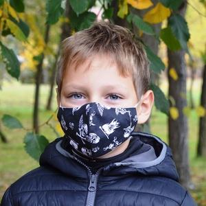 Szűrőbetétes arcmaszk, #189 többféle méretben arcmaszk, gyerek arcmaszk, arcmaszk, mosható arcmaszk, pamut arcmaszk - Meska.hu