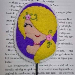 Gumis könyvjelző (Bogicababa) - Meska.hu
