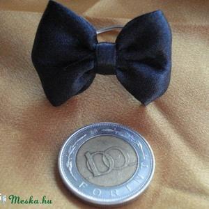 Már olcsóbban! három a kislány, masnis gyűrűk  (BomBomok) - Meska.hu