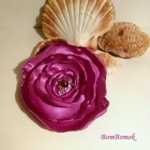 pezsgő rózsa  (BomBomok) - Meska.hu