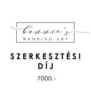 Szerkesztési díj 7000, Művészet, Grafika & Illusztráció, Fotó, grafika, rajz, illusztráció, Papírművészet, Meska