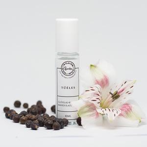 TŰÉLES természetes parfüm - természetes harmonizáló illóolajkeverék - aromaterápia - aroma roll-on, Szépség(ápolás), Táska, Divat & Szépség, Egészségmegőrzés, Kozmetikum, Kozmetikum készítés, Borsmentás, élénkítő jellegű illóolajos keverék mandulaolajba ágyazva, belélegezve vagy bőrre (pulzu..., Meska