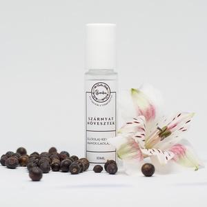 SZÁRNYAT NÖVESZTEK természetes parfüm - természetes harmonizáló illóolajkeverék - aromaterápia - aroma roll-on, Szépség(ápolás), Táska, Divat & Szépség, Egészségmegőrzés, Kozmetikum, Kozmetikum készítés, Izgalmas-fűszeres, emelkedő ívű, felfelé szárnyaló jellegű illóolajos keverék mandulaolajba ágyazva,..., Meska