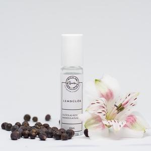 NAPSÜTÉS természetes parfüm - természetes harmonizáló illóolajkeverék - aromaterápia - aroma roll-on, Szépség(ápolás), Táska, Divat & Szépség, Egészségmegőrzés, Kozmetikum, Kozmetikum készítés, Narancsos-levendulás, vidám napos illóolajos keverék mandulaolajba ágyazva, belélegezve vagy bőrre (..., Meska