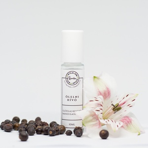 ÖLELNI HÍVÓ természetes parfüm - természetes harmonizáló illóolajkeverék - aromaterápia - aroma roll-on, Szépség(ápolás), Táska, Divat & Szépség, Egészségmegőrzés, Kozmetikum, Kozmetikum készítés, Nőiesen mély, gerániumos illóolajos keverék mandulaolajba ágyazva, belélegezve vagy bőrre (pulzus fe..., Meska