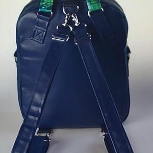 Dzsungeles steppelt �RITA 4 az 1-ben női táska/hátizsák - táska & tok - variálható táska - Meska.hu