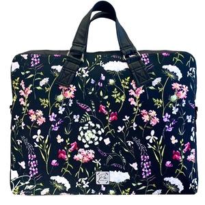 Tátika virágos �EDIT női laptop táska, Táska & Tok, Laptop & Tablettartó, Laptoptáska, Varrás, Meska