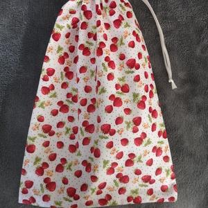 Epres kenyeres zsák (30x45 cm) - táska & tok - bevásárlás & shopper táska - kenyeres zsák - Meska.hu