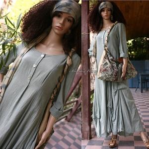 BEATRICE - romantikus design-ruha  (brokat) - Meska.hu