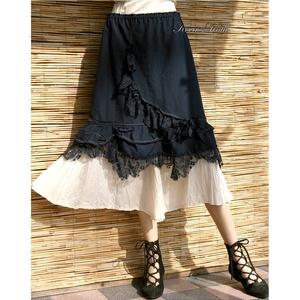 TRIXIE szoknya Lolita style Fashion Design (brokat) - Meska.hu