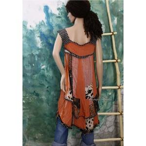 OLINKA - art to wear design-ruha (brokat) - Meska.hu