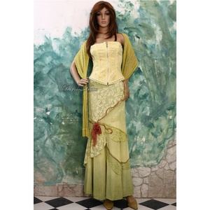 INGRID - romantikus design ruha - Meska.hu