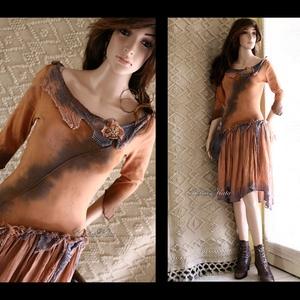PALMA - art design-ruha  (brokat) - Meska.hu