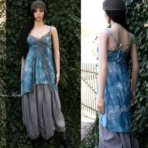 MISTIC TUNIC - romantikus jersey ruha - Meska.hu