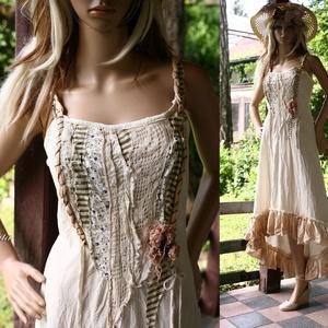 TAMY - shabby chic design ruha  - Meska.hu