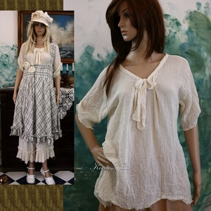 MICIKE gardróbja - Lagenlook Fashion Design (brokat) - Meska.hu