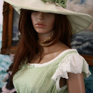 OPHELIE - princessz-ruha  (brokat) - Meska.hu