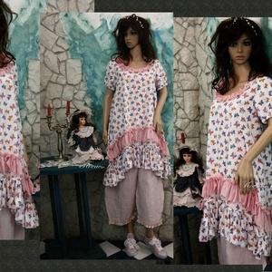ANITA - romantikus dolly-ruha   - Meska.hu