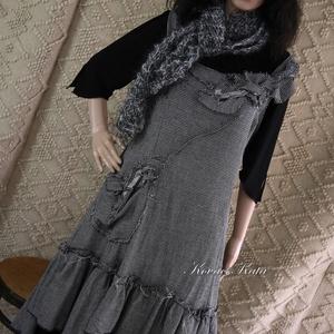 LENÓRA - lenruha XL - lolita-style fashion design (brokat) - Meska.hu