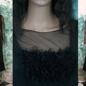 TRIXIA - jersey design-ruha  (brokat) - Meska.hu