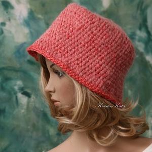 VERONA - romantikus flapper-kalap (brokat) - Meska.hu