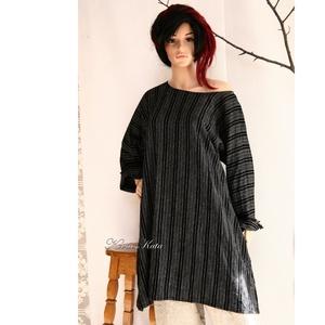 T-SHIRT-DRESS - tunikaruha (brokat) - Meska.hu