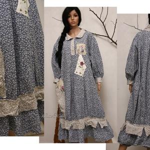 NEFELEJCS - lufi-ruha, design-ruha  (brokat) - Meska.hu