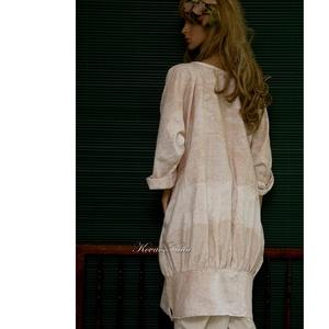 KEHELYRUHA - design puplin-ruha, kismama ruha - Meska.hu