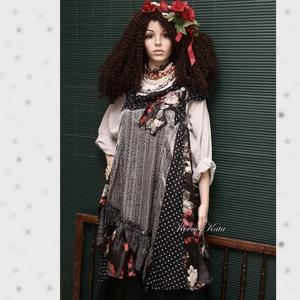 HERTA - design-ruha XL (brokat) - Meska.hu