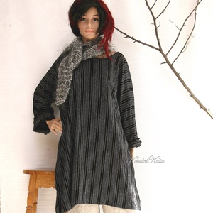 T-SHIRT-DRESS - tunikaruha (brokat) - Meska.hu