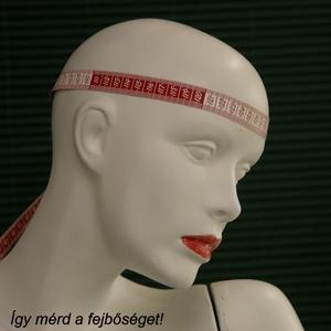 ALICE - patchwork design kalap  (brokat) - Meska.hu