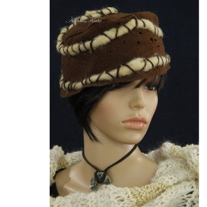 CSIGÁS FILC-TOK :  bohém kalapka (brokat) - Meska.hu