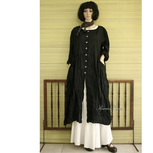 BABYDOLL köpenyruha - lagenlook design ruha - Meska.hu