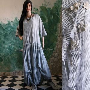 RACHEL - lagenlook hosszú-ruha  - ruha & divat - női ruha - ruha - Meska.hu