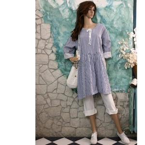 MATRÓZ ANNIE - tunika-ruha  - ruha & divat - női ruha - ruha - Meska.hu